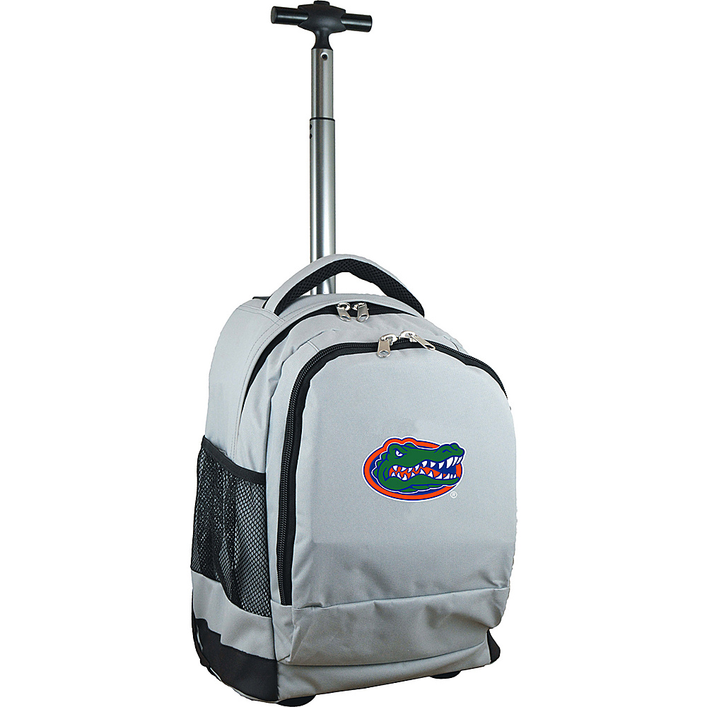 MOJO Denco College NCAA Premium Laptop Rolling Backpack Florida - MOJO Denco Rolling Backpacks - Backpacks, Rolling Backpacks