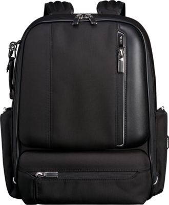 TUMI Arrive Grantly Laptop Backpack Black - Tumi Business...