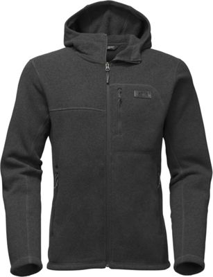 The North Face Mens Gordon Lyons Hoodie L - Tnf Dark Grey Heather - The North Face Men's Apparel