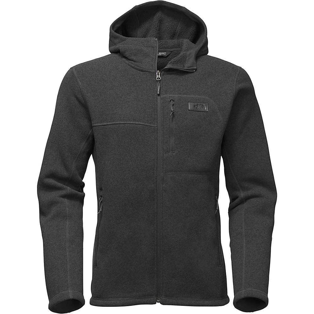 The North Face Mens Gordon Lyons Hoodie XXL - Tnf Dark Grey Heather - The North Face Mens Apparel - Apparel & Footwear, Men's Apparel