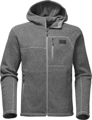 The North Face Mens Gordon Lyons Hoodie M - TNF Medium Grey Heather - The North Face Men's Apparel
