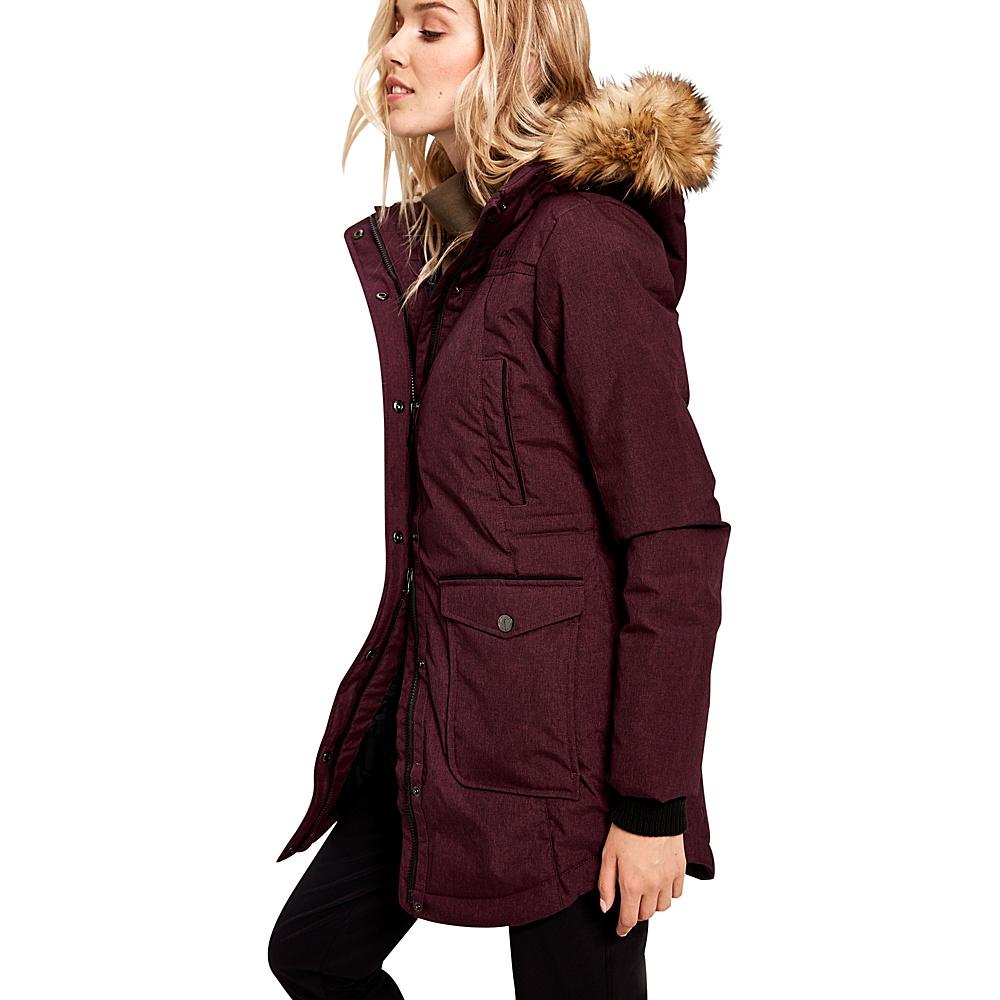 Lole Malory Jacket XS - Dark Berry Alternative - Lole Womens Apparel - Apparel & Footwear, Women's Apparel