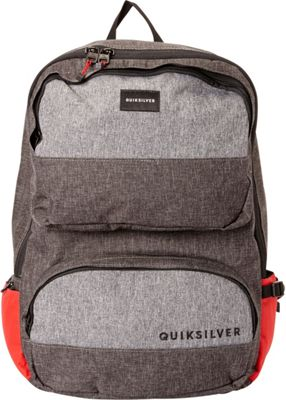 Quiksilver Wedge 23L Cooler Pocket Medium Laptop Backpack Quik Red - Quiksilver Business & Laptop Backpacks