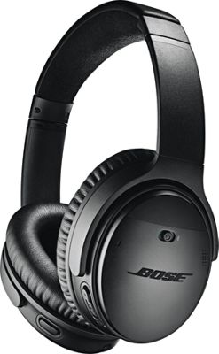 Bose QuietComfort 35 Wireless Headphones II Black - Bose Headphones & Speakers