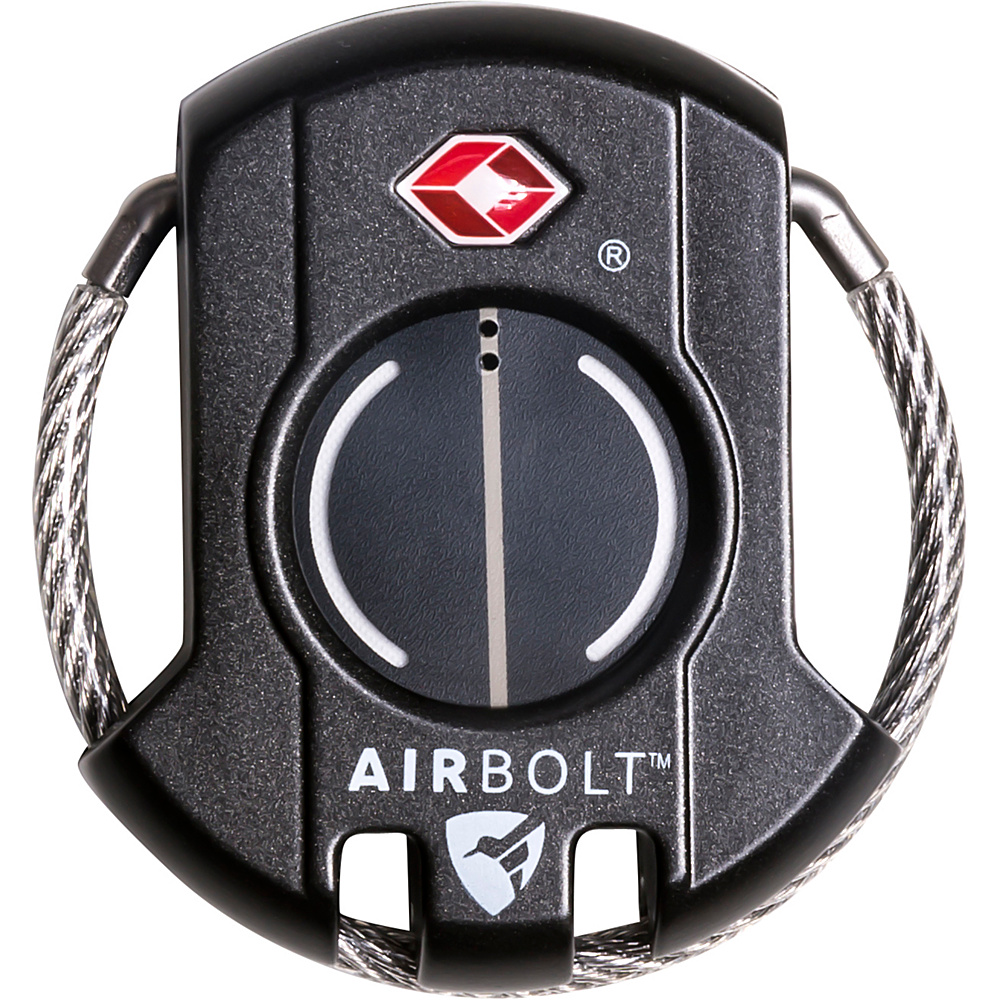 Image of AirBolt: The Truly Smart Travel Lock The Truly Smart Travel Lock Gen 2 Cape Cod Grey - AirBolt: The Truly Smart Travel Lock Luggage Accessories