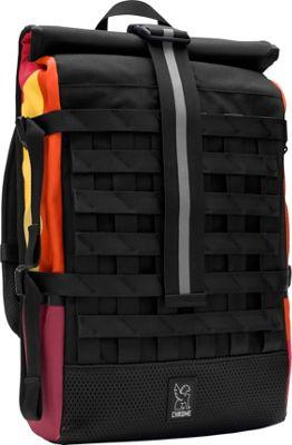 Chrome Industries Barrage Cargo Laptop Backpack Cinelli Chrome - Chrome Industries Business & Laptop Backpacks