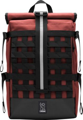 Chrome Industries Barrage Cargo Laptop Backpack Brick/Black - Chrome Industries Business & Laptop Backpacks