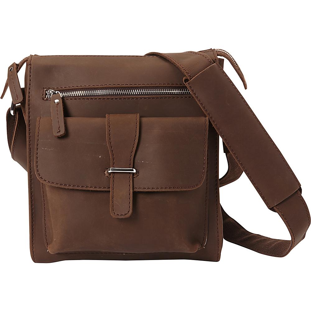 Vagabond Traveler 11 Satchel Bag Distress - Vagabond Traveler Other Mens Bags - Work Bags & Briefcases, Other Men's Bags