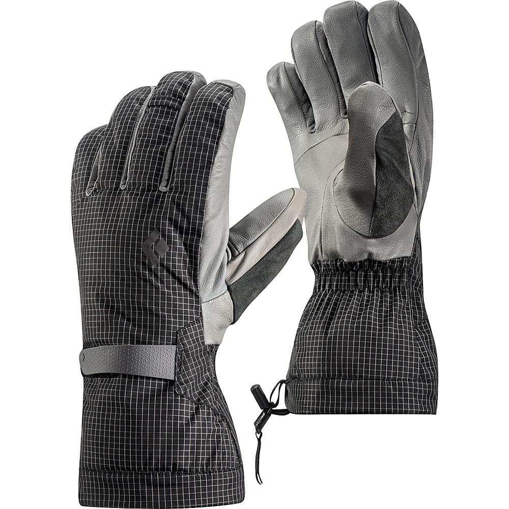 Black Diamond Helio Gloves XL - Ash - Black Diamond Hats/Gloves/Scarves - Fashion Accessories, Hats/Gloves/Scarves