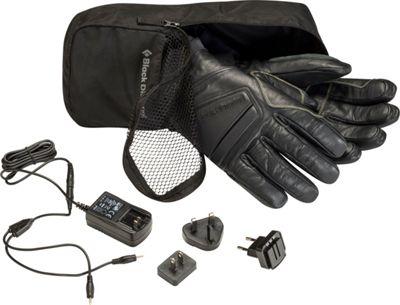 Black Diamond Solano Gloves XL - Black - Black Diamond Ha...