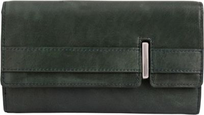 Phive Rivers Leather Wallet Black - Phive Rivers Women's Wallets