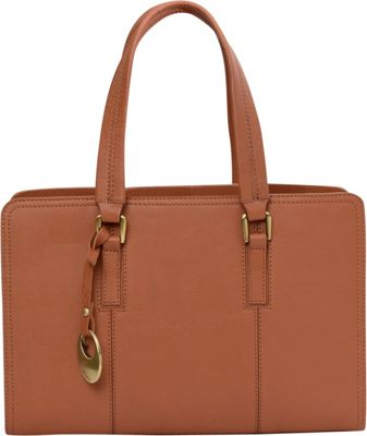 Phive Rivers EW Double Handle Tote Tan - Phive Rivers Leather Handbags