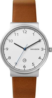 Skagen Ancher Watch Brown - Skagen Watches