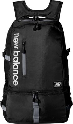 New Balance New Balance Commuter Laptop Backpack V2 Black - New Balance Business & Laptop Backpacks