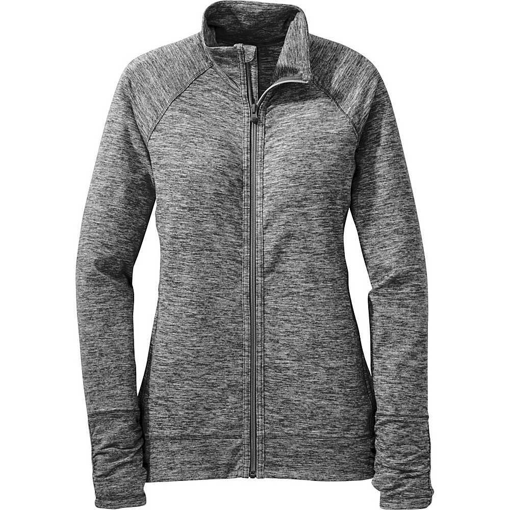 Outdoor Research Womens Melody Jacket L - Black - Outdoor Research Womens Apparel - Apparel & Footwear, Women's Apparel