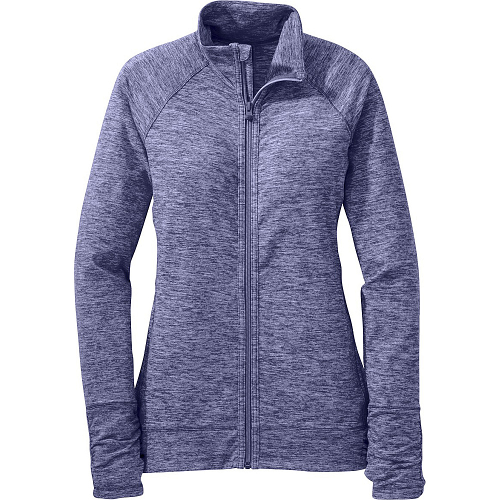 Outdoor Research Womens Melody Jacket M - Blue Violet - Outdoor Research Womens Apparel - Apparel & Footwear, Women's Apparel