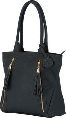 Browning Alexandria Concealed Carry Shoulder Bag Black - Browning Leather Handbags