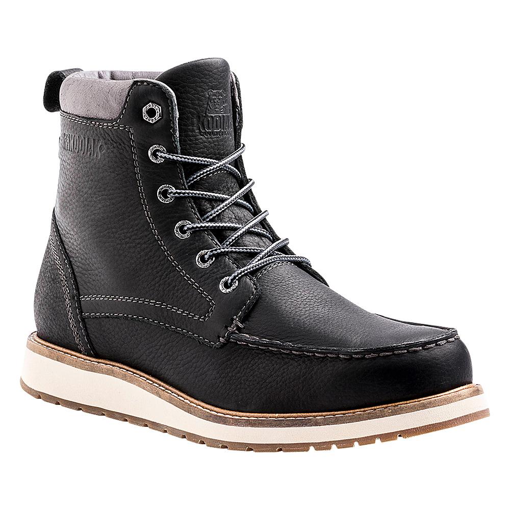 Kodiak Mens Zane Wedge Boot 13 - Black - Kodiak Mens Footwear - Apparel & Footwear, Men's Footwear