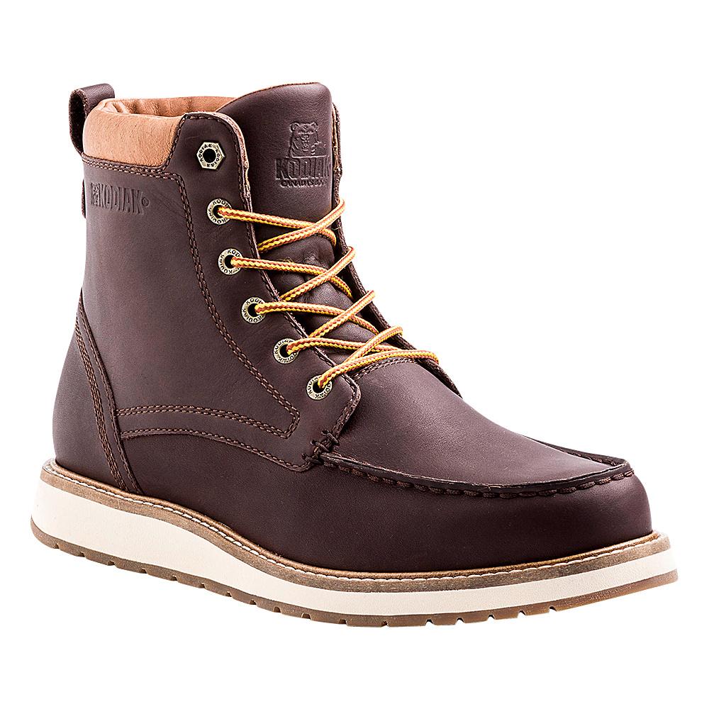 Kodiak Mens Zane Wedge Boot 9 - Brown - Kodiak Mens Footwear - Apparel & Footwear, Men's Footwear