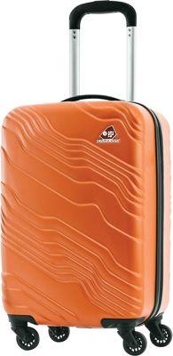 Kamiliant Kanyon 20 inch Hardside Carry-on Spinner Luggage Sand - Kamiliant Hardside Carry-On