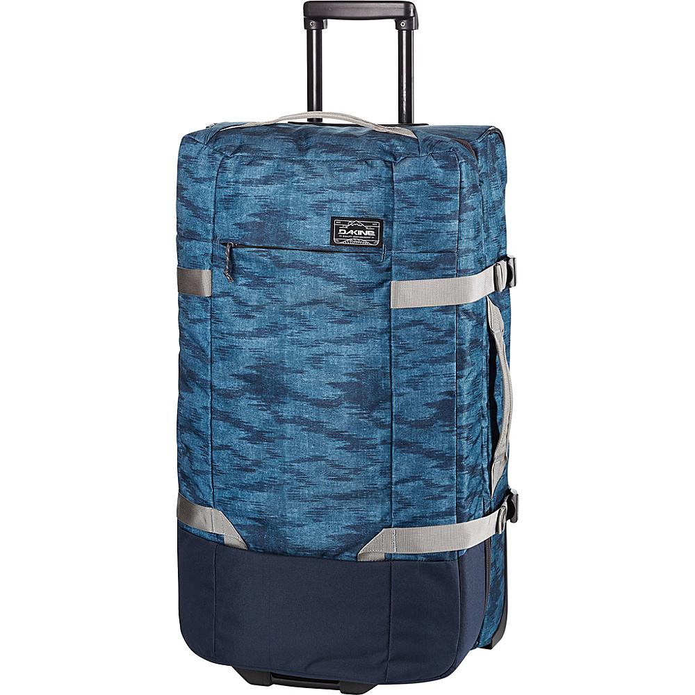 DAKINE Split Roller EQ 31 100L Wheeled Luggage Stratus - DAKINE Softside Checked - Luggage, Softside Checked
