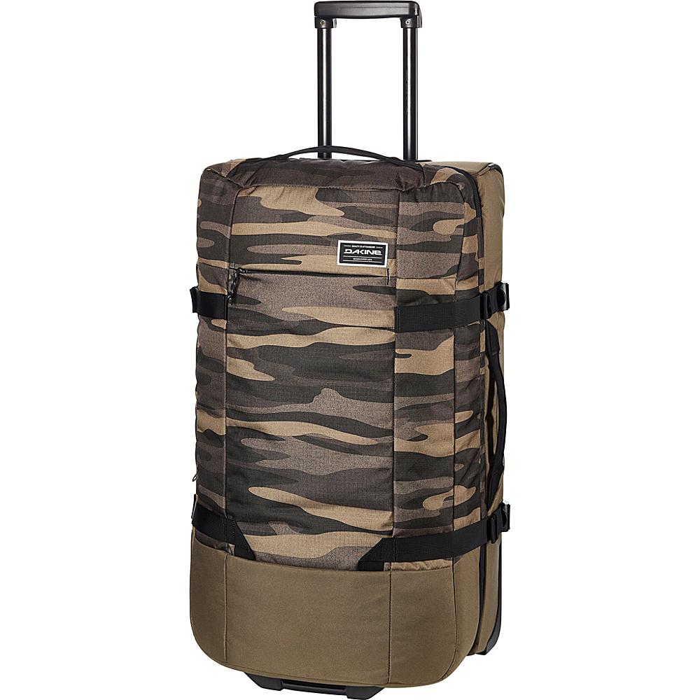 DAKINE Split Roller EQ 31 100L Wheeled Luggage FIELD CAMO - DAKINE Softside Checked - Luggage, Softside Checked