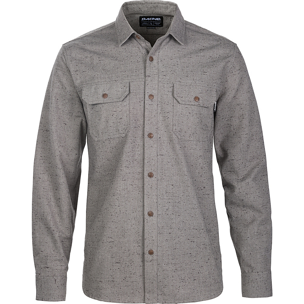 DAKINE Mens Ashland Flannel XXL - Griffin - DAKINE Mens Apparel - Apparel & Footwear, Men's Apparel