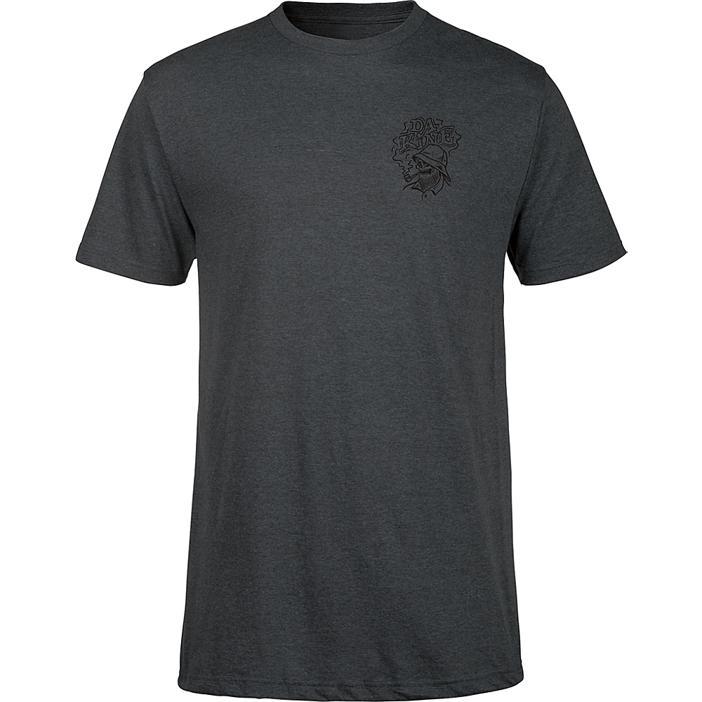 DAKINE Mens Still Smokin T-Shirt XL - Charcoal Heather - DAKINE Mens Apparel - Apparel & Footwear, Men's Apparel