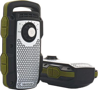 Dreamwave Venture Bluetooth Speaker Green/Gray - Dreamwave Headphones & Speakers