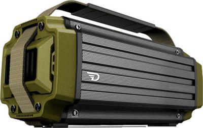 Dreamwave Tremor Bluetooth Speaker Green/Gray - Dreamwave Headphones & Speakers