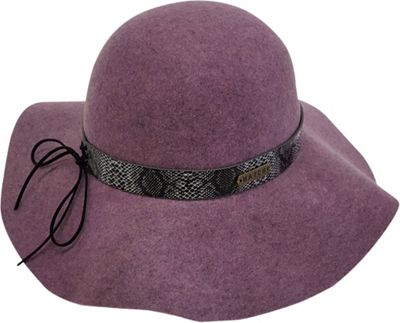 Hatch Hats Serpent Band Floppy Hat One Size - Lilac - Hatch Hats Hats/Gloves/Scarves