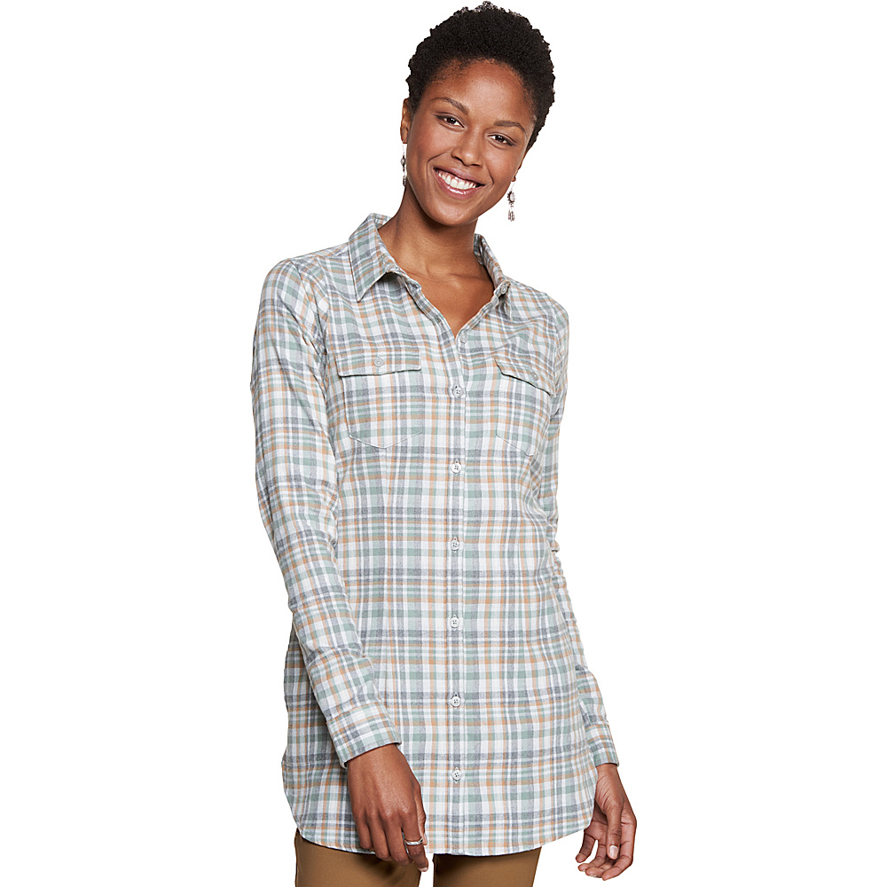 Toad & Co Lightfoot Tunic M - Heather Grey - Toad & Co Womens Apparel - Apparel & Footwear, Women's Apparel