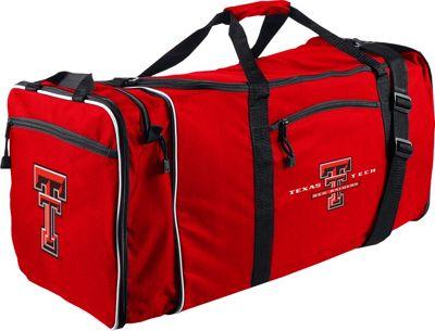 NCAA Steal Duffel Texas Tech - NCAA Gym Duffels