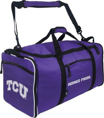 NCAA Steal Duffel Texas Christian Univ