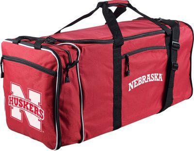 NCAA Steal Duffel Nebraska - NCAA Gym Duffels