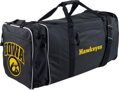 NCAA Steal Duffel Iowa - NCAA Gym Duffels