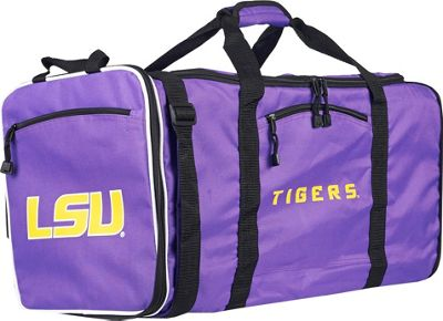 NCAA Steal Duffel LSU - Louisiana State - NCAA Gym Duffels