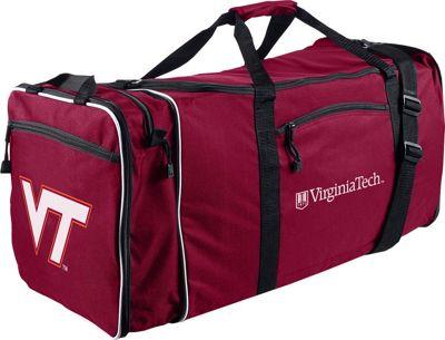 NCAA Steal Duffel Virginia Tech - NCAA Gym Duffels