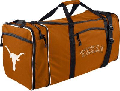 NCAA Steal Duffel Texas - NCAA Gym Duffels
