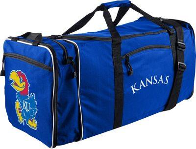 NCAA Steal Duffel Kansas - NCAA Gym Duffels