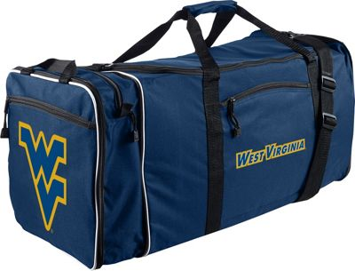 NCAA Steal Duffel West Virginia - NCAA Gym Duffels