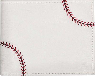 Zumer Baseball Men's Wallet Baseball white - Zumer Men's Wallets