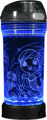 Igloo Pop Lights 14oz Bottle Mermaid - Igloo Hydration Packs and Bottles