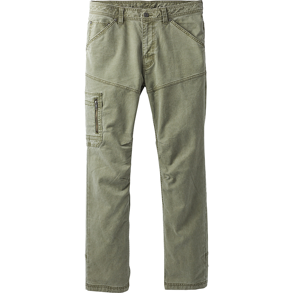 PrAna Bentley Pant 34 Inseam 30 - Cargo Green - PrAna Mens Apparel - Apparel & Footwear, Men's Apparel