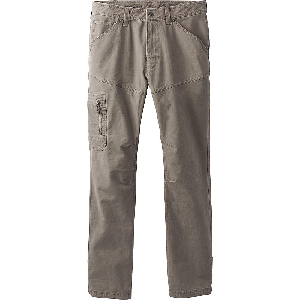 PrAna Bentley Pant 34 Inseam 34 - Mud - PrAna Mens Apparel - Apparel & Footwear, Men's Apparel
