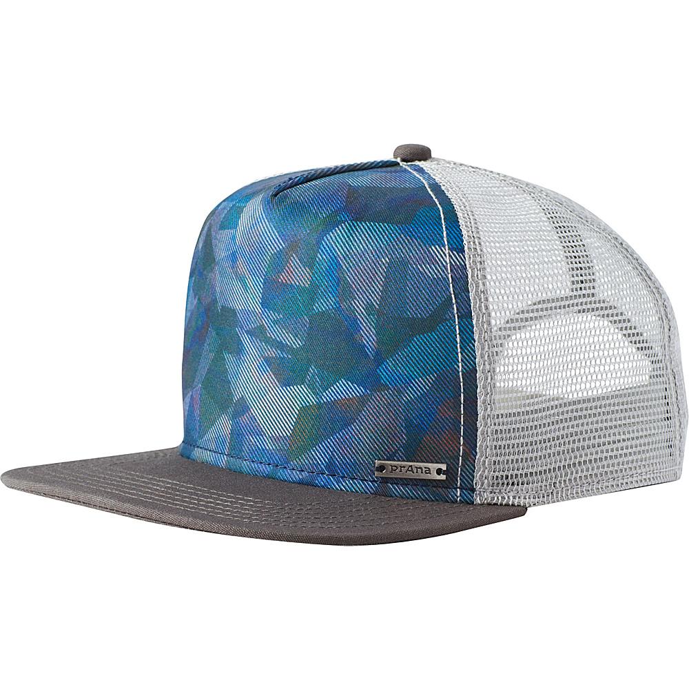 PrAna Vista Trucker One Size - Green Hex - PrAna Hats/Gloves/Scarves - Fashion Accessories, Hats/Gloves/Scarves