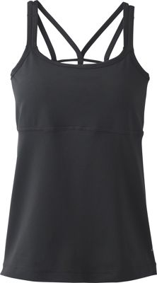 PrAna Naturale Tank S - Black - PrAna Women's Apparel 10636517