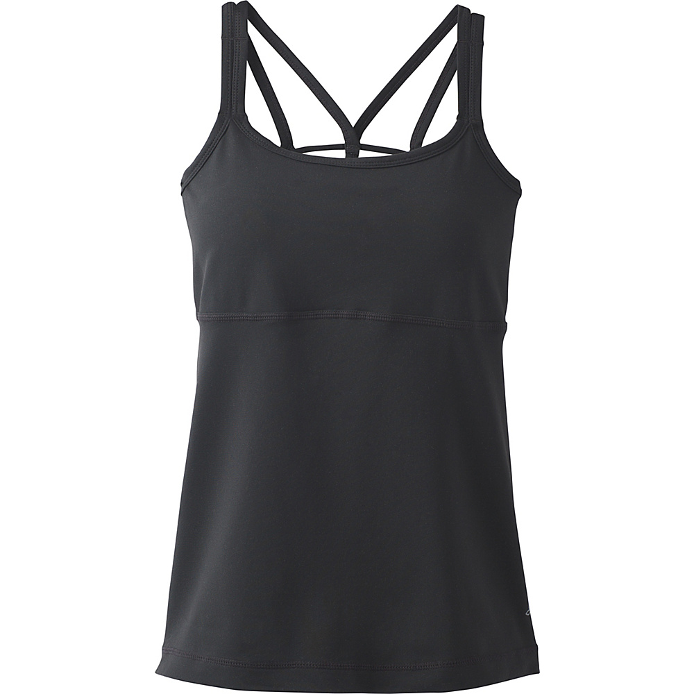 PrAna Naturale Tank XS - Black - PrAna Womens Apparel - Apparel & Footwear, Women's Apparel