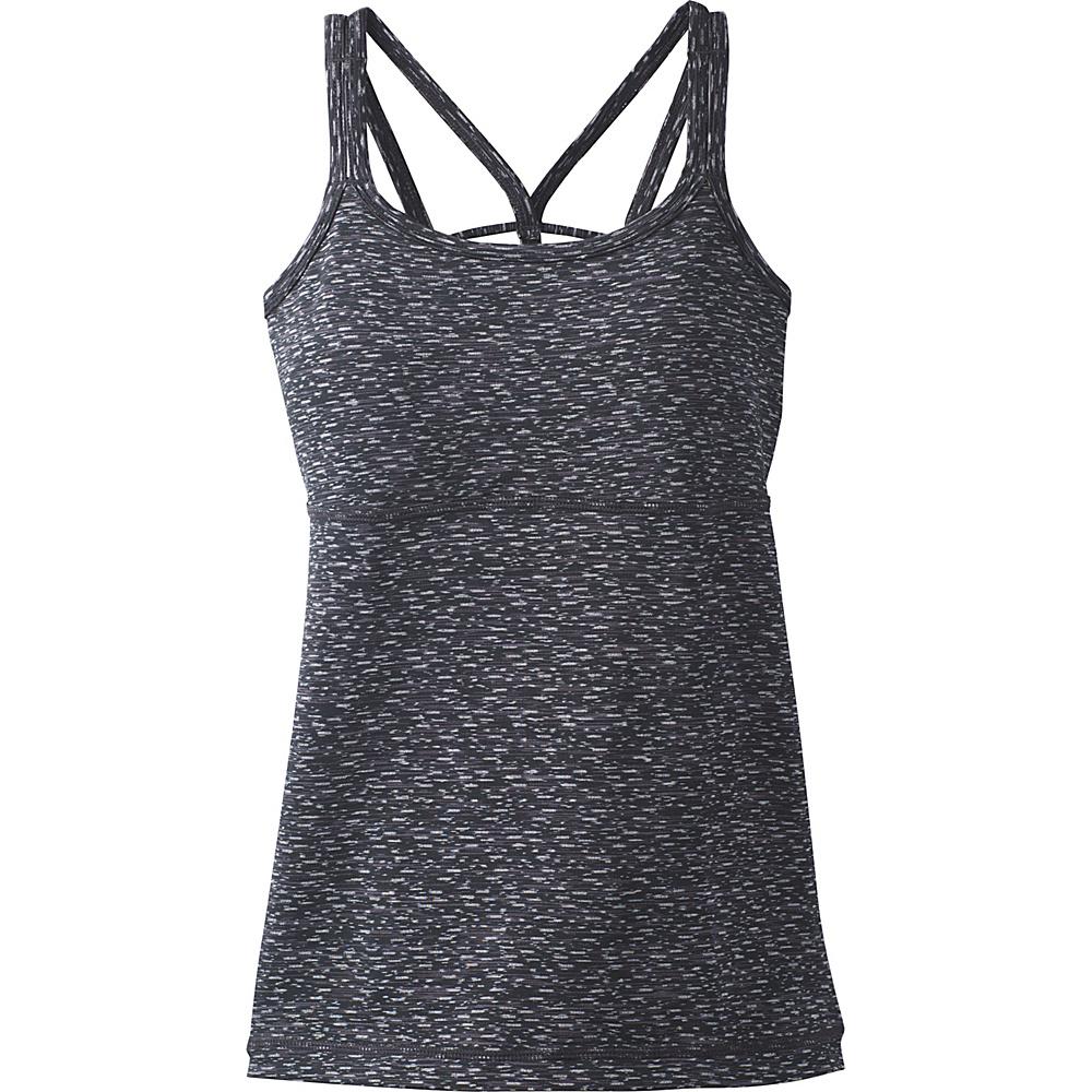 PrAna Naturale Tank XS - Charcoal Abalone - PrAna Womens Apparel - Apparel & Footwear, Women's Apparel