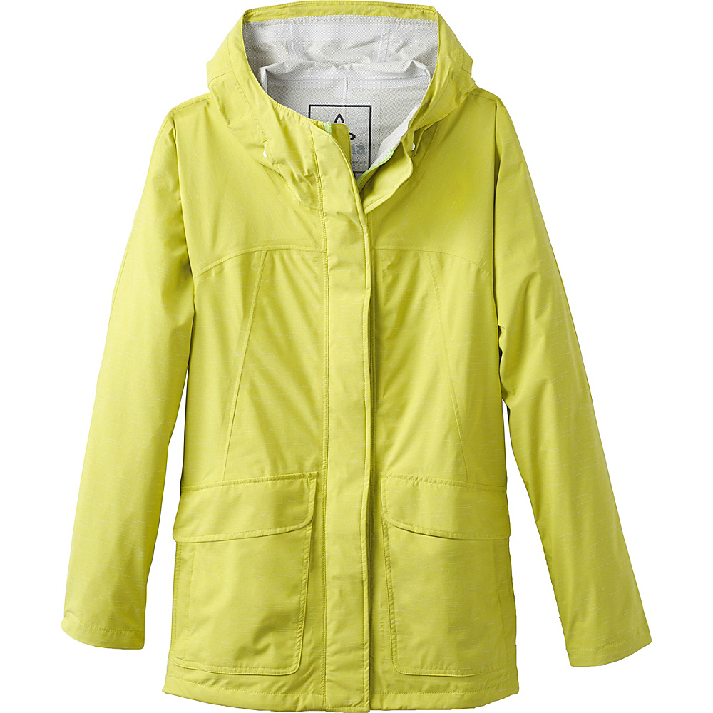 PrAna Maritime Jacket XL - Bio Green - PrAna Womens Apparel - Apparel & Footwear, Women's Apparel